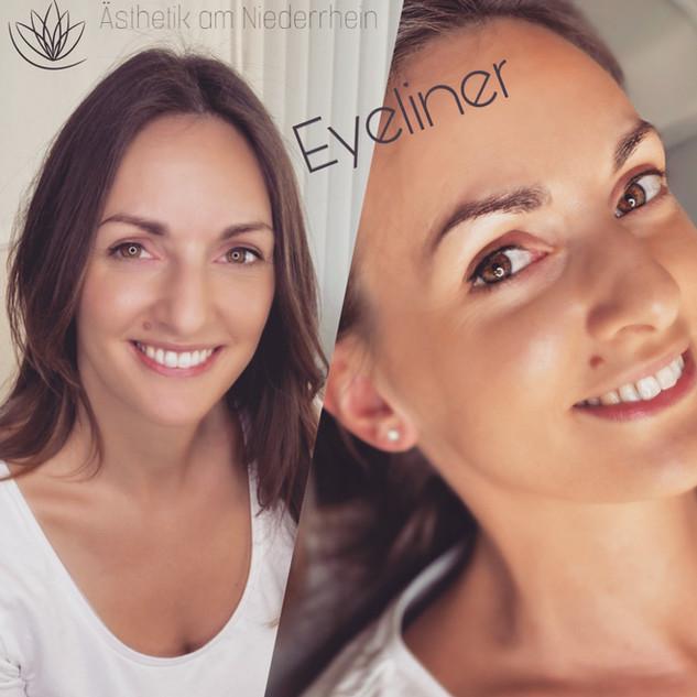Permanent Make-up Emmerich Kleve Eyeliner