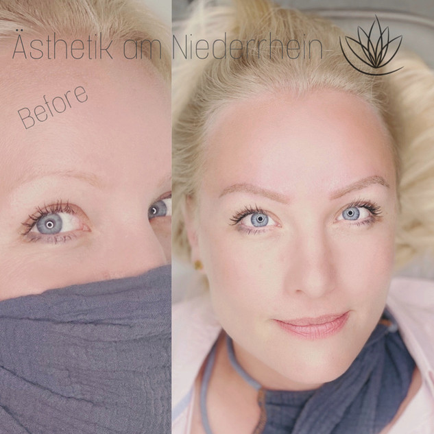 Powdder Brows Puderbrauen Permanent Make-up Emmerich Kleve