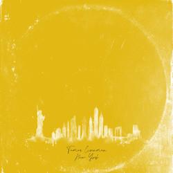 TE NY single cover