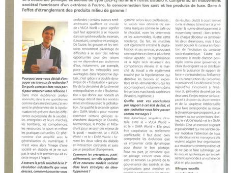 Interview du Vice-Président Nicolas Millet