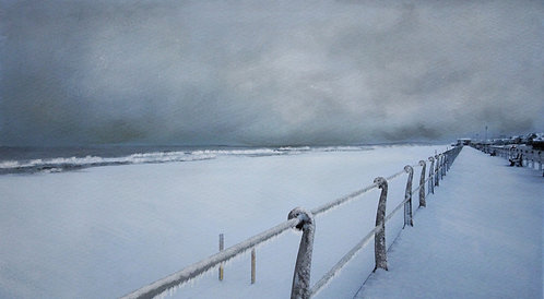 Boardwalk Icicles- Starting at