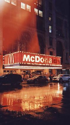 Neon Signs at Times Square (NY-US)