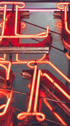 Hong Kong Old Neons
