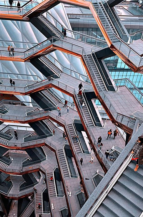 The Vessel (Hudson Yards,NY)