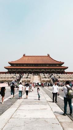 Forbbiden City (Beijing-China)