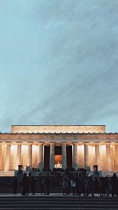 Lincoln Memorial at the Mall (Washington,DC-US)