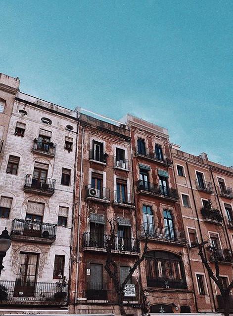 Tarragona architecture (Tarragona,Spain)