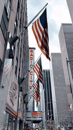 Radio City Music Hall (NY-US)