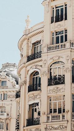 Madrid Building (Spain)
