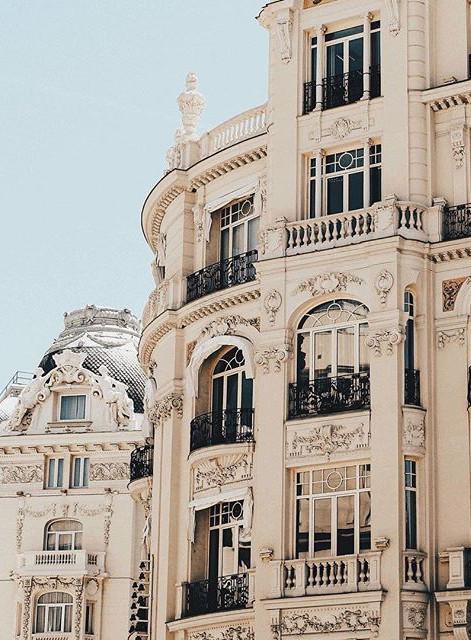 Madrid Building (Spain)