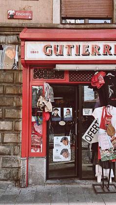 Store in Pamplona (Pamplona-Spain)