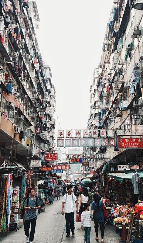 Sham Shui Po (HongKong)