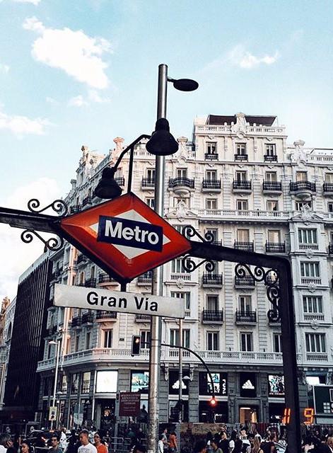 Madrid Metro (Spain)