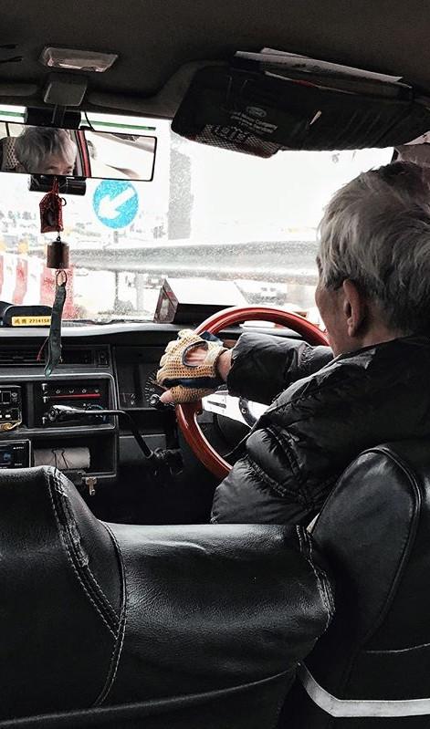 Taxi Driver (HongKong)