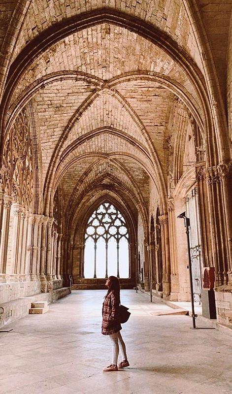 La Seu Vella (Leida-Spain)