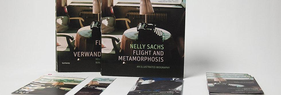 Nelly Sachs - Flucht und Verwandlung