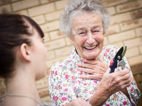 GUEST BLOG! Benefits of community gardening for people with dementia