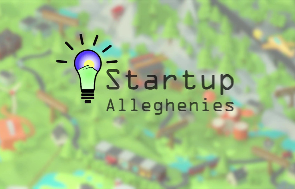 StartUp Alleghenies Public Service Announcement