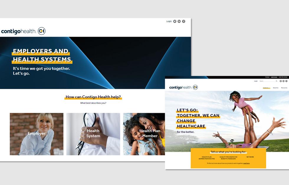 Contigo Health Brand Marketing