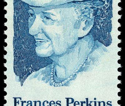 Women's History Month: Frances Perkins