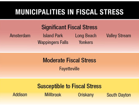 Longtime Mayor Olson Needs to Answer for Fiscal Stress in Village of Fayetteville
