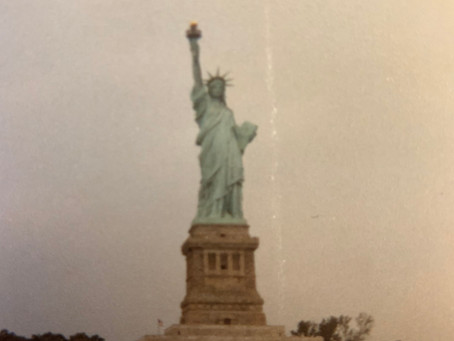 Lady Liberty and Democracy (1.14.2021)