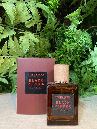 Black Pepper Eau De Parfum Men :  Perfume Collection