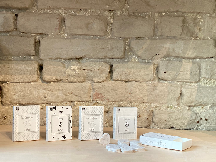 Soap in a Box : Boutique Collection