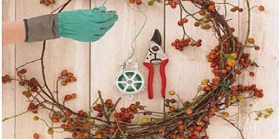Maak je eigen herfstkrans 'Mirte'