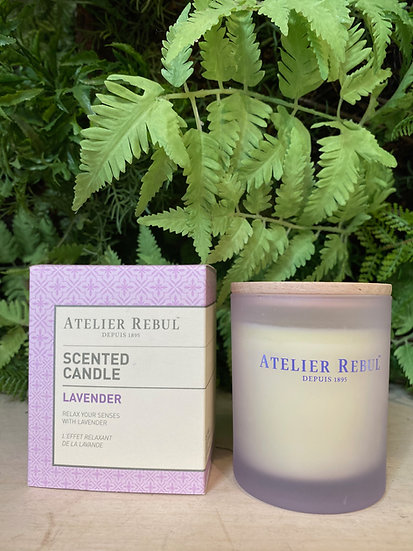 Scented Candle Lavender : My-Home Collection