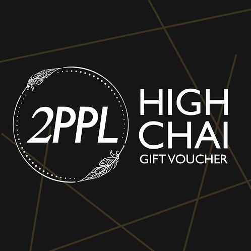 High Chai for 2 - Namaste Lounge Gift Voucher