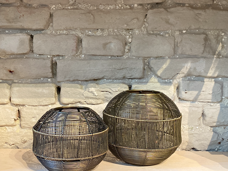 Stalen Lantaarn : Boutique Collection