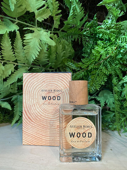 Wood Eau De Parfum Men :  Perfume Collection