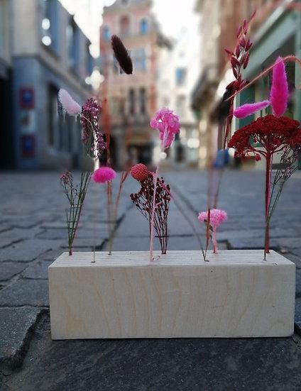 Doe het zelf pakket : Flowergram