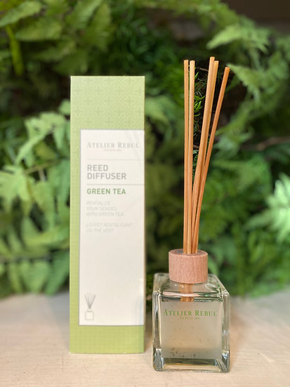 Reed Diffuser Green Tea : My-Home Collection