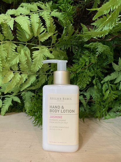 Hand&Body Lotion Jasmine : My-Home Collection
