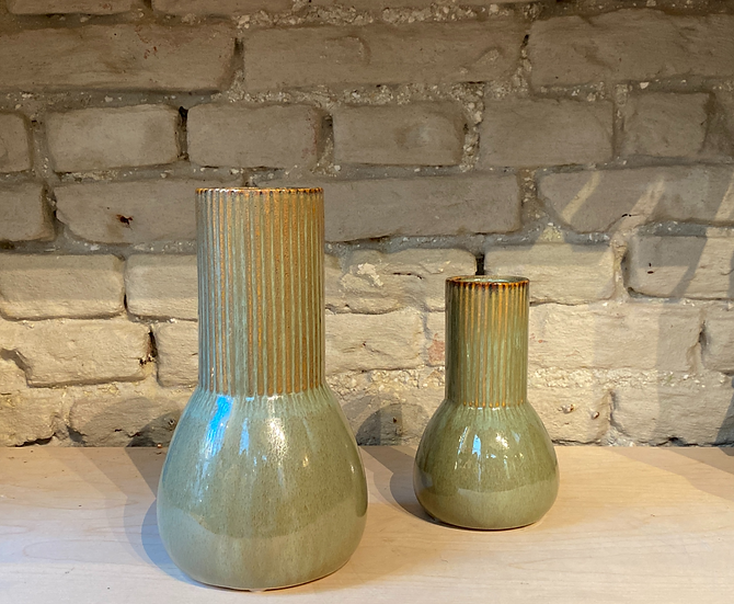 Groene Vaas : Boutique Collection
