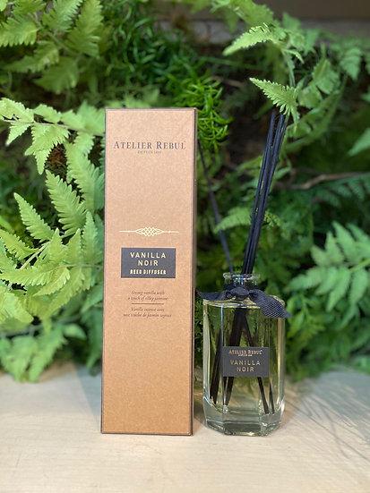 Vanilla Noir Reed Diffuser : Premium Collection