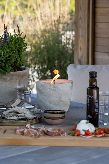 Outdoor Urban Collection - Candle Large Ovale