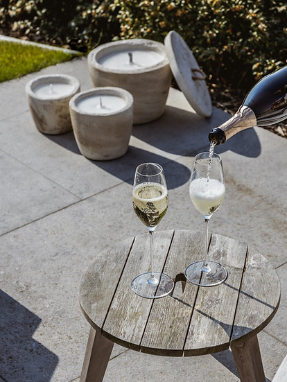 Outdoor Urban Collection - Candle Medium Ovale