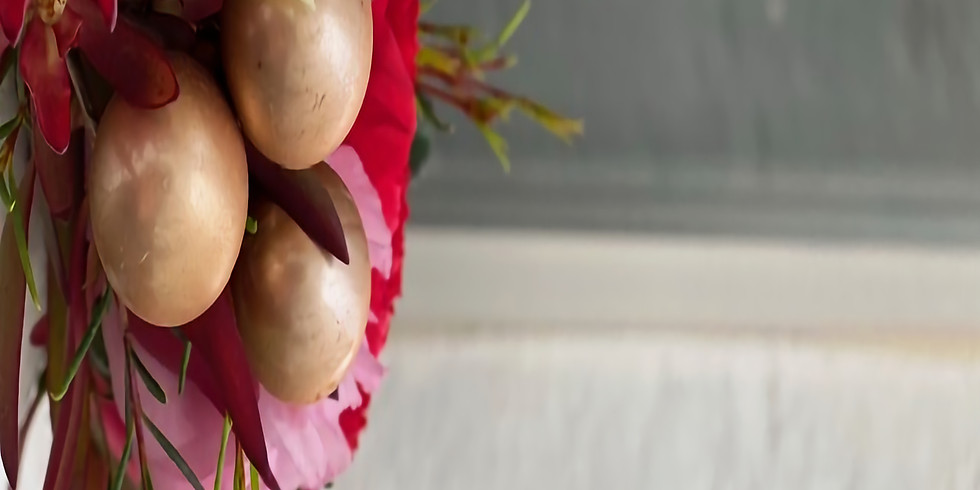 Herfstbloemstuk met verse bloemen 20 10