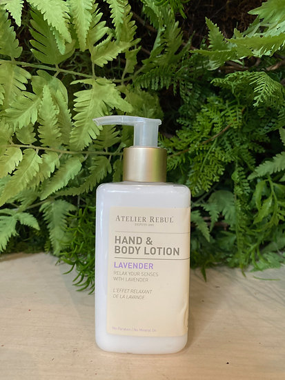 Hand&Body Lotion Lavender : My-Home Collection