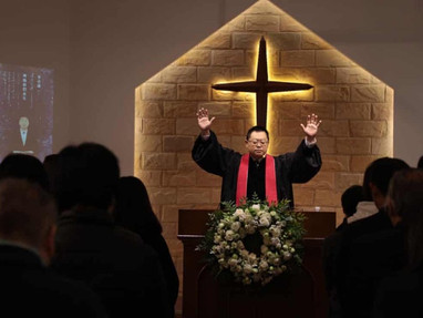 Pray for Chinese Christians—Lily Kuo