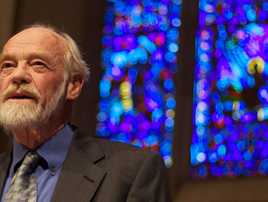 Back to Square One:God Said—Eugene Peterson