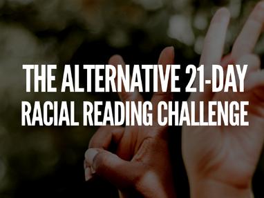 The Alternative 21-Day Racial Reading Challenge—Jennifer Richmond