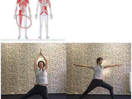 Cesta k rovnováze - symetrický jogín I.