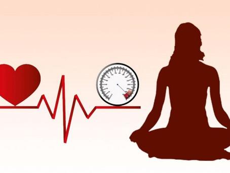 JÓGA u zvýšeného krevního tlaku