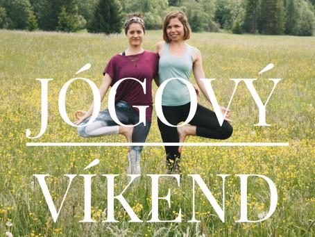 Jógový víkend v Jizerských horách