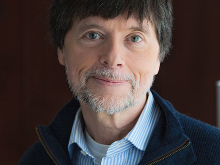 SPEAKING WITH KEN BURNS