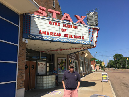 STAX AND MEMPHIS: THE CENTER OF SOUL MUSIC